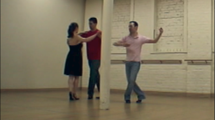 Private dance lesson w Erik Novoa