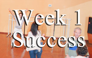 West Coast Swing Week 1 Success