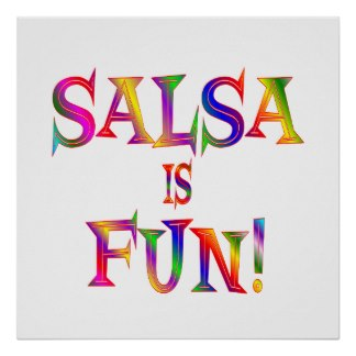 salsa is fun