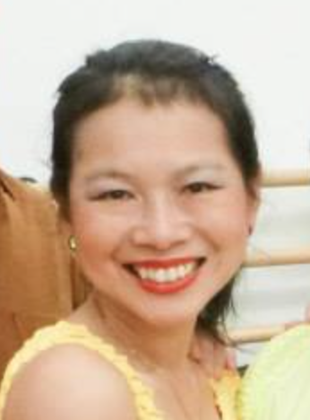 Susan Chen West Coast Swing and Hustle Dancer in CT