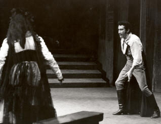 Salvador Novoa as Don Jose in Carmen