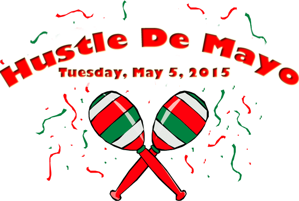 Hustle de Mayo in Norwalk, CT on Tuesday, May 5, 2015