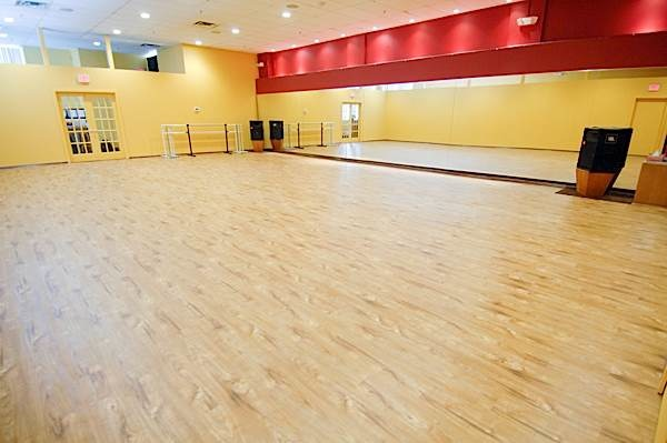 Dance Dimensions, Norwalk, CT - New Dance Floor