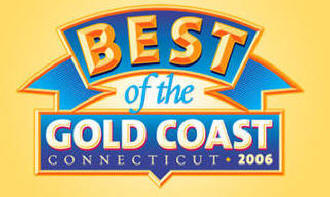 Best of the Gold Coast 2006 - Recognized for teaching dance in Fairfield CT