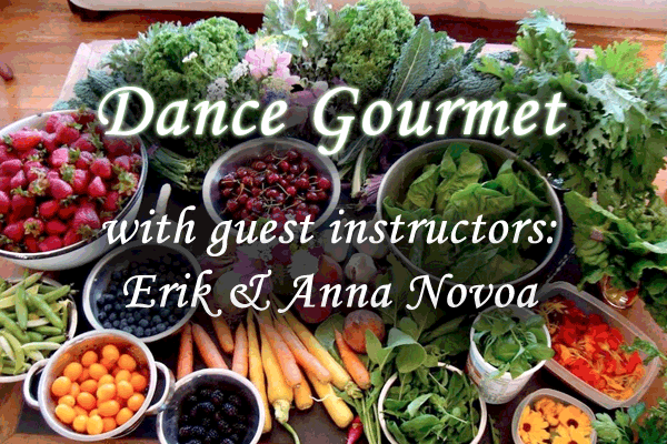 Dance Gourmet - West Coast Swing with Erik and Anna Novoa