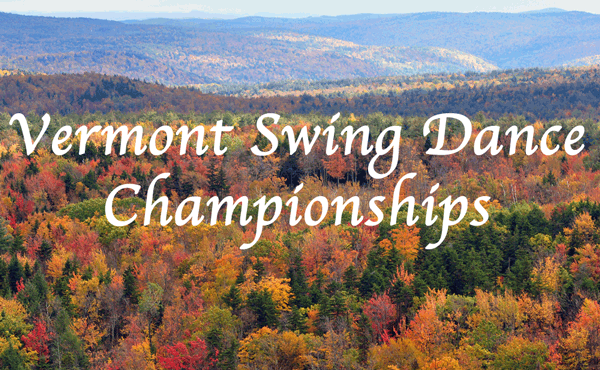Vermont Swing Dance Championships 2014