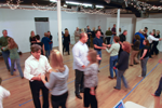 Weekly Dance classes in West Coast Swing and Hustle at Dance Dimensions in Norwalk, CT
